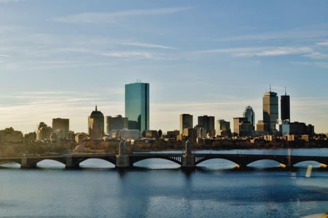 Boston skyline. Images courtesy Sloane Travel Photography.