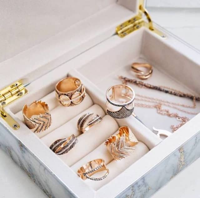 House of 29 Lifestyle Boutique by Sarah in Chappaqua will soon host a trunk show featuring fine jewelry from Kismet by milka. Courtesy House of 29 Lifestyle Boutique by Sarah.
