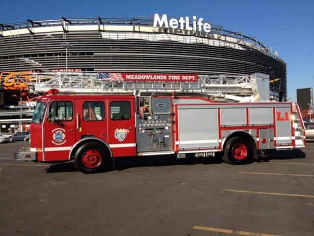 MetLife Stadium, East Rutherford