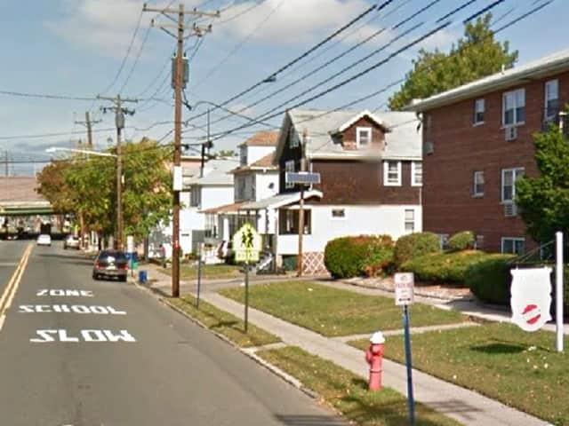 400 block of Hudson Street