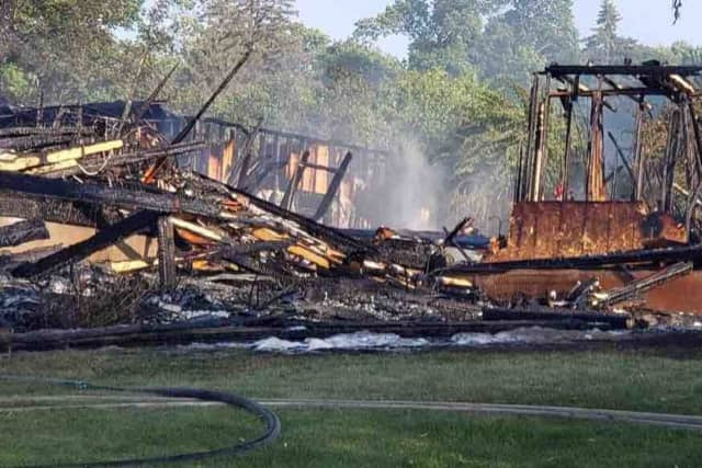 A GoFundMe page has been set up to help a Warwick family who lost everything to a fire.