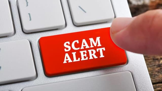 Police are warning of a scam that has been making the rounds in the area.