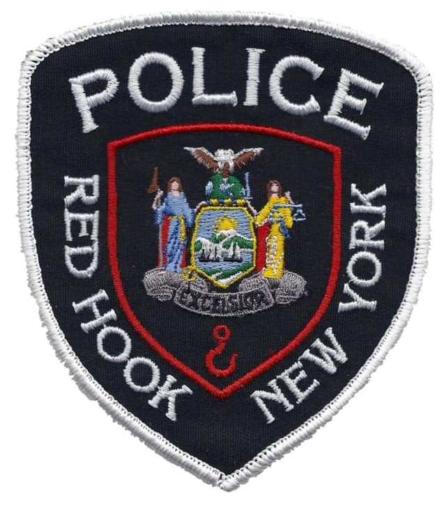 Red Hook Police handled a two-car crash Monday.