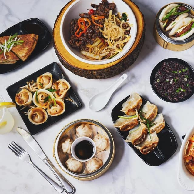 Big Bowls Little Plates is coming to H-Mart in Paramus.