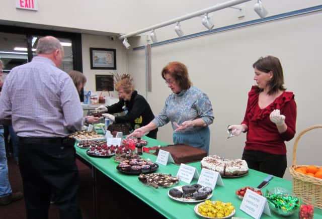 The Louis Bay 2nd Library in Hawthorne will host a Night of Chocolate Jan.29.