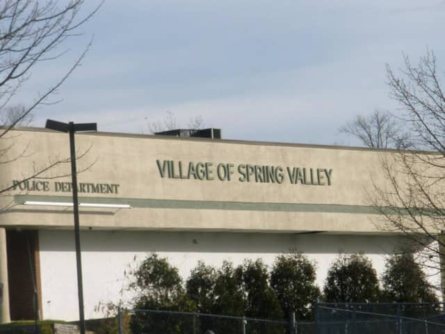 Spring Valley police are investigating a case of vandalism at a resident's home.
