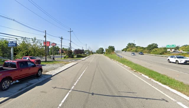 The victim was struck in front of the Ramada Inn on eastbound Route 46 in Wayne -- near the interchange with Routes 80 and 23 -- shortly before 10 p.m. Wednesday, authorities said.