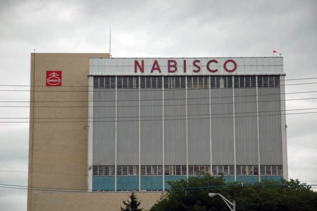 Nabisco is located on Route 208 in Fair Lawn.