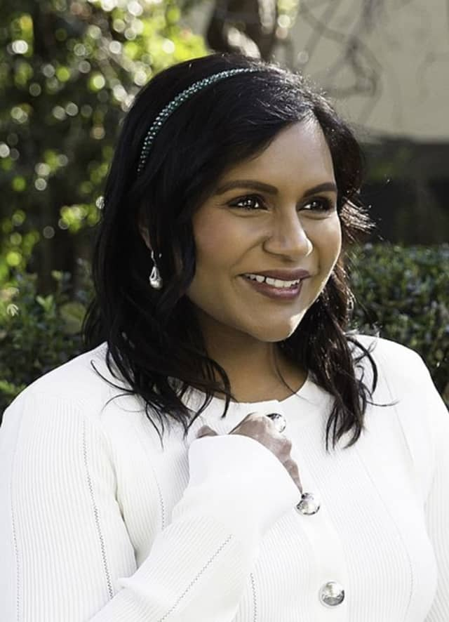 A new HBO Max series co-created by comedian/actress Mindy Kaling is in the area filming.