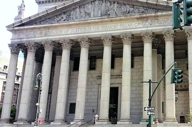 U.S. District Courthouse, Manhattan