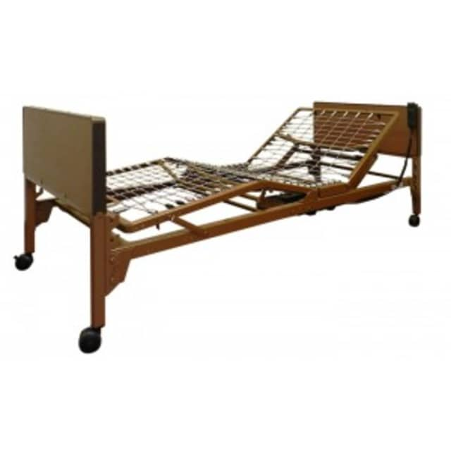 ProBasics Semi-Electric Hospital Bed.