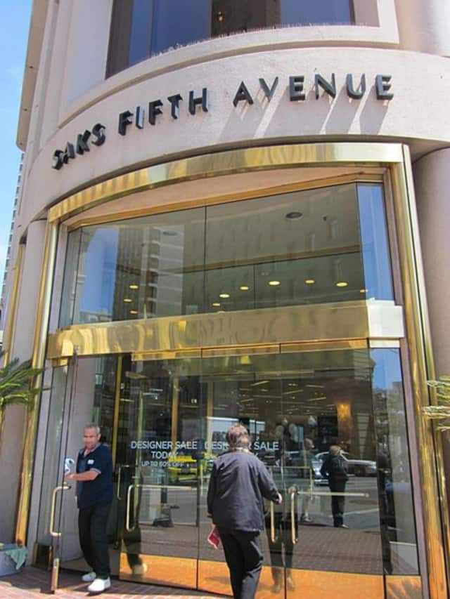 Saks Fifth Avenue has signed a lease for its third location in Greenwich at 200 Greenwich Ave.