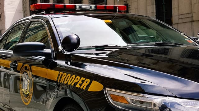 A 14-year-old boy entered a home and then forcibly restrained and touched a victim in Northern Westchester, state police said.