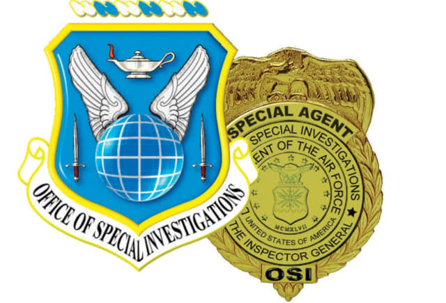 Air Force's Office of Special Investigations
