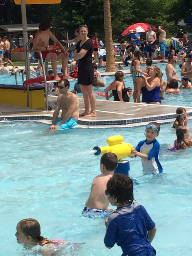 The Ramsey Municipal pool will receive 120 new parking spots to help with the overflow of residents who flock to the pool each summer.