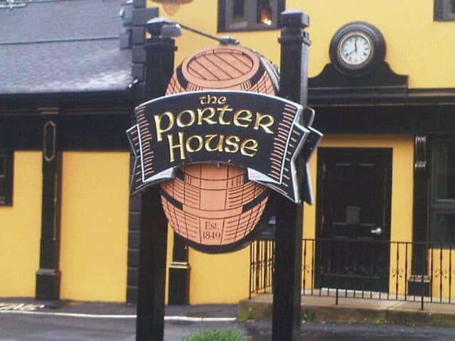 The Porter House no more.