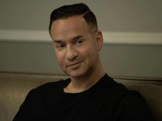 Mike Sorrentino reported to federal prison Tuesday.