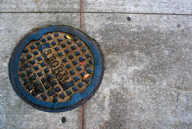 Wallington is on the hook for new storm drain covers at a cost of $35,000.
