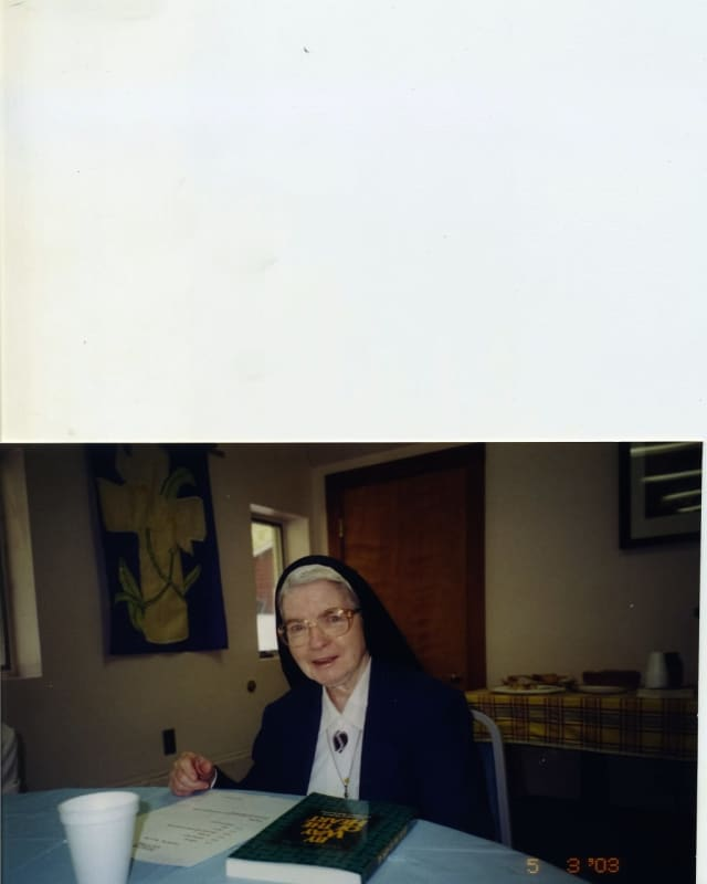 Sister Christine (Alice) Cunningham