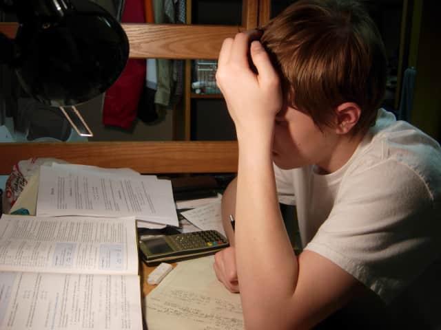 Fusion Academy eliminates the stress of homework.