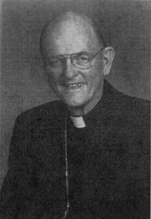The Rev. John R. Heller