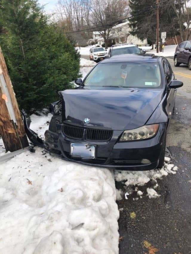 Police in Ramapo responded to three crashes in two days involving impaired drivers.