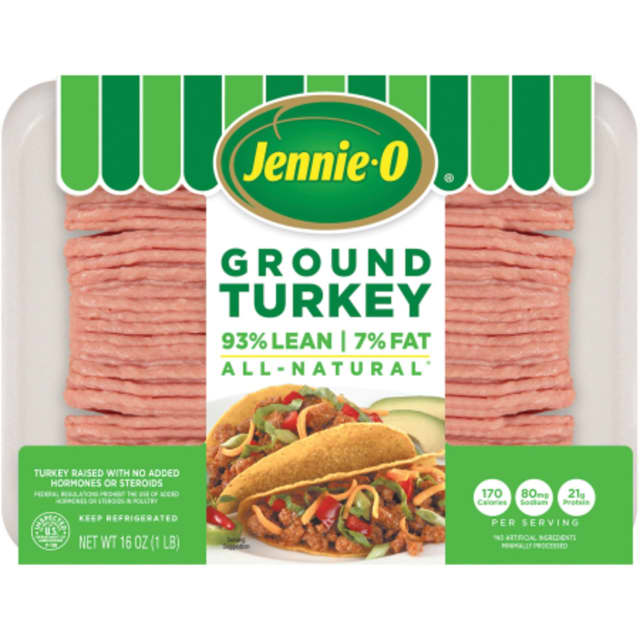 Jenni-O ground turkey products have been recalled.