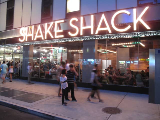 Shake Shack at the Garden State Plaza in Paramus is offering a special deal to high school and college students.