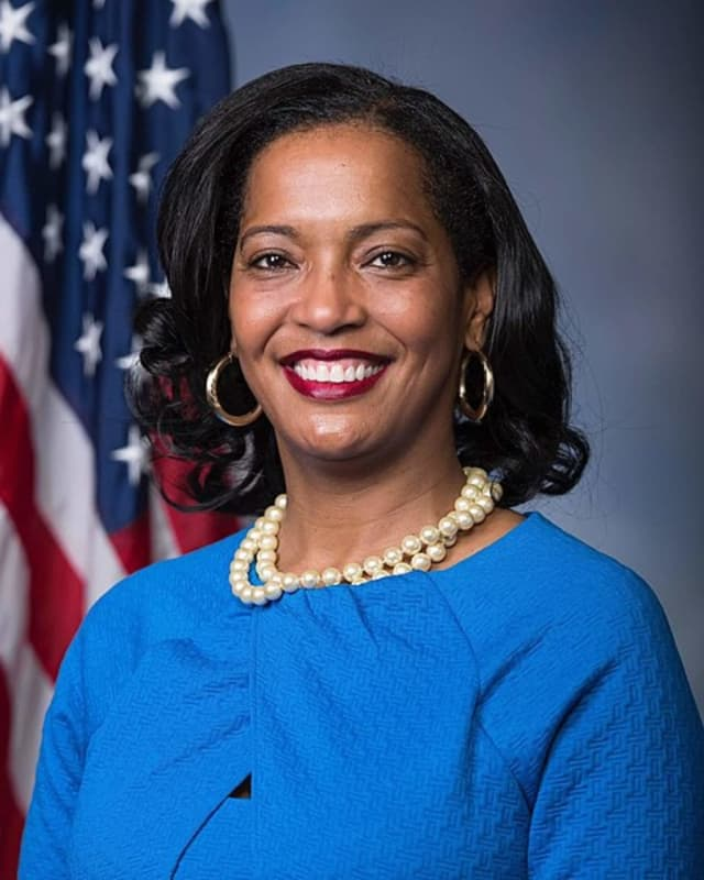 "Congresswoman Jahana Hayes was the victim of racist ""Zoom bombers"""