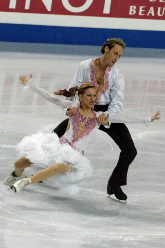 Galit Chait and Sergey Sakhnovsky