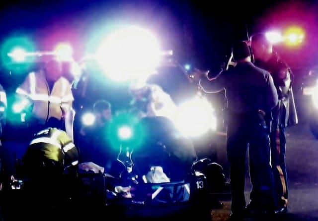 NJSP Fatal Accident Unit summoned.