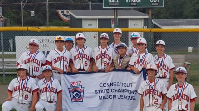 Fairfield American is heading next week to the Little League World Series in Williamsport, Pa.