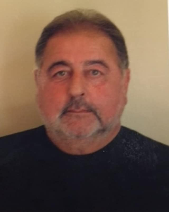 Frank R. Caruso, former Greenwich Police officer.