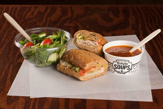 A new Potbelly restaurant will open in Macy's next year at the Smith Haven Mall.