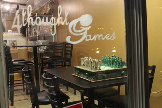 4Thought Game Space in Suffern is hosting all-day free play Saturday.