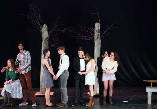 "Mamaroneck Shakespeare Players present ""As You Like It"" on Friday, April 20 though Sunday, April 22."