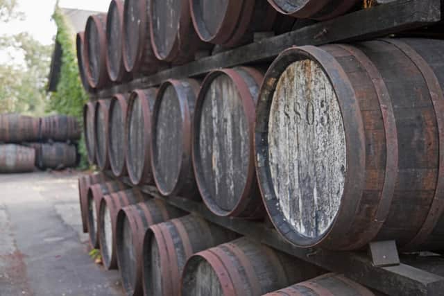 Whiskey-finished wine is finding its place among wine lovers and casual drinkers.