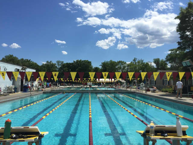 The Wilton Family YMCA is holding an open house in which the public can try out its facilities, including its 50-meter outdoor pool.