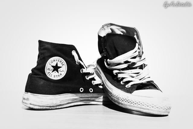 This year, the iconic Converse All-Star sneaker turns 100 years old.