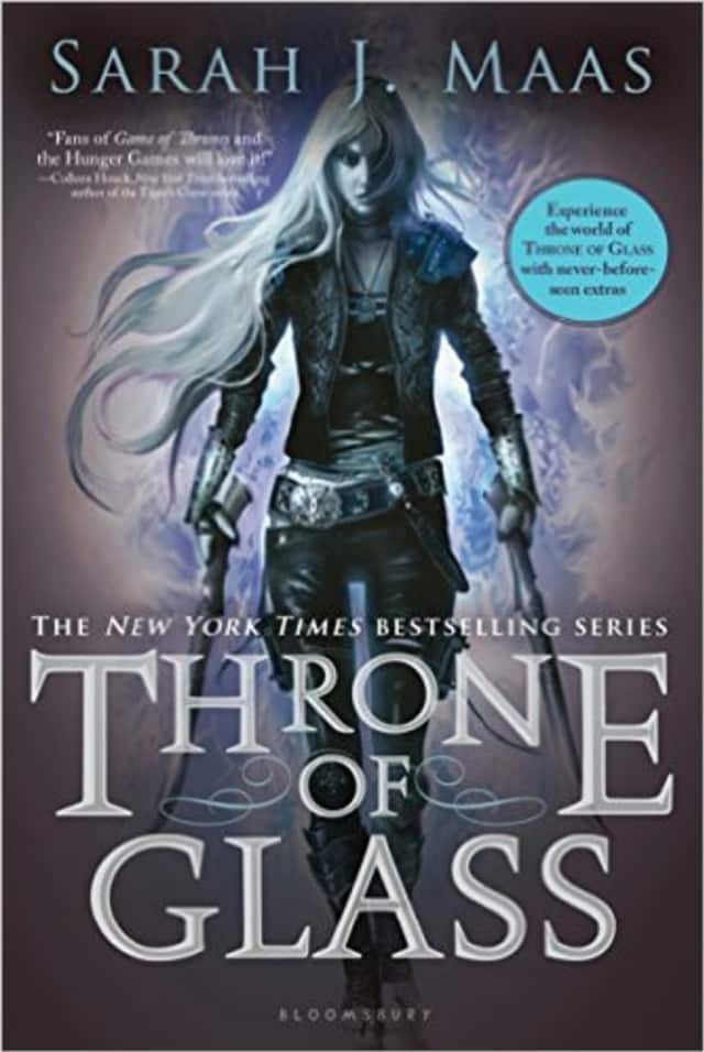 """""""Throne of Glass"""" will be discussed at a Northvale meetup."""
