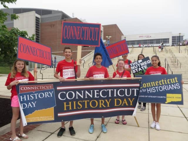 Historical performances and exhibits are open to the public Saturday, March 18 when over 300 middle and high school students compete in the Fairfield Regional History Day Contest at Sacred Heart University.