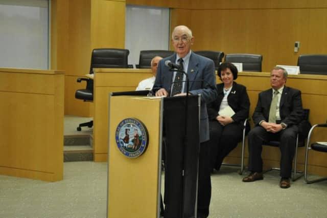 Elmwood Park Mayor Richard Mola