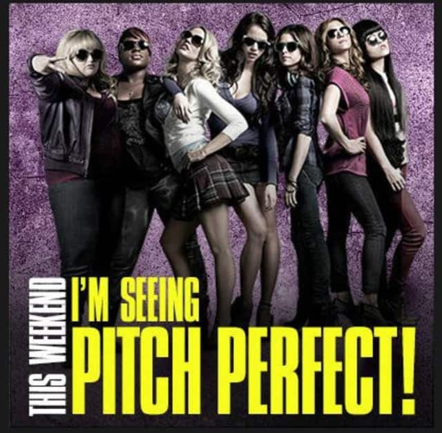 Pitch Perfect 2 coming to Mahwah Library.