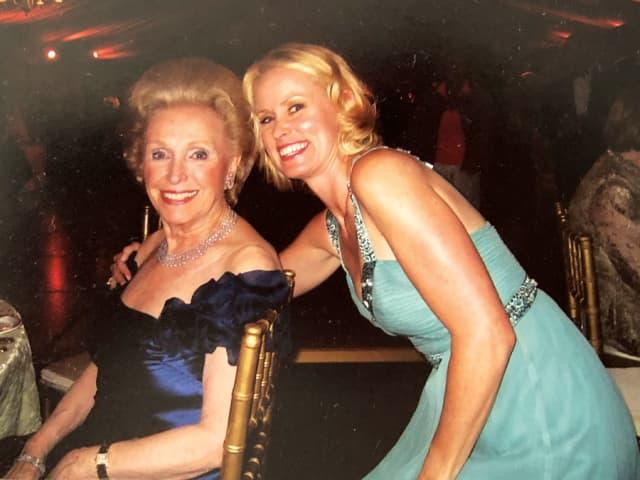 From left: Ann T. Mara  andAnn Mara-Cacase. Courtesy Ann Mara Cacase.