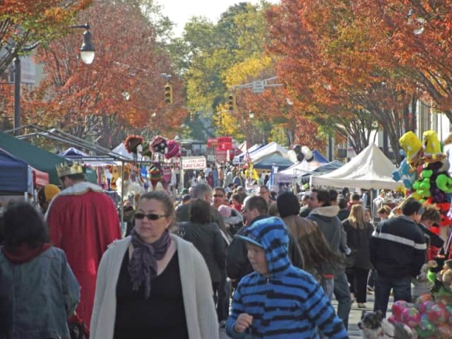 The Saddle Brook Street Fair will take place on Sunday, Oct, 4.