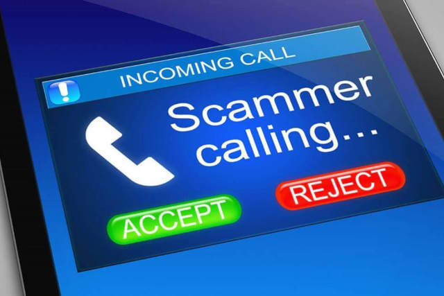 Police in Easton are cautioning of a new phone scam making the rounds in the area.