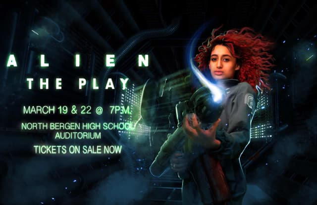 """Alien"" by North Bergen High School has gained international attention."