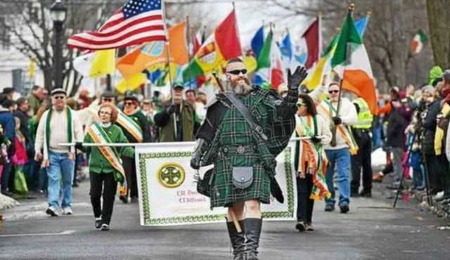 The St. Patrick's Day parade in Milford has been canceled.