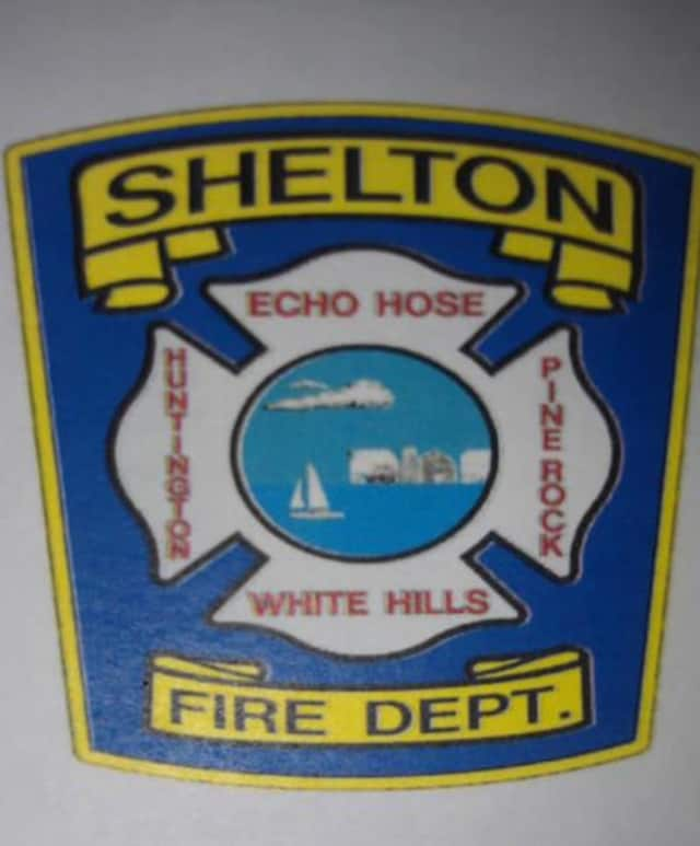 Shelton firefighters knocked down a fire at a local hotel on Tuesday night.