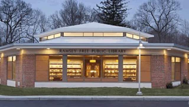 The Ramsey Free Public Library.